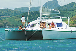 East Cruise Catamaran