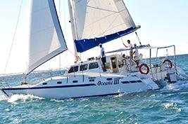 West Catamaran