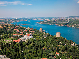 Istanbul by Land and Sea