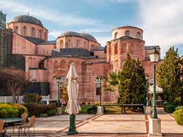 Christian Heritage in Istanbul