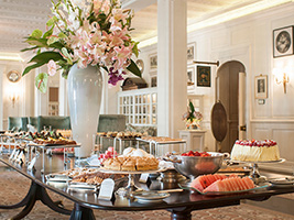 Mount Nelson Tour with Afternoon Tea Experience