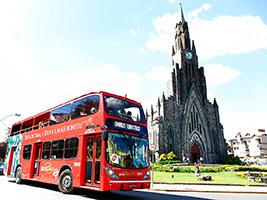 Bus Tour - Gramado