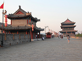 Full Day Walking Tour of City Wall, Shuyuanmen, Gao Grand Courtyard and Muslim Quarter - Private