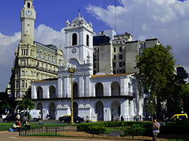 Christmas Offer: Buenos Aires City Tour