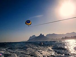 Parasail Flight