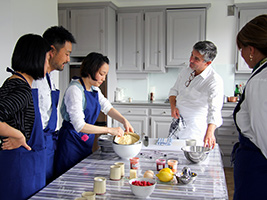 Traditional Festive Christmas Cooking Class