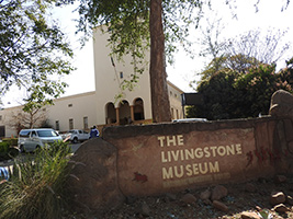 Livingstone City Tour
