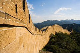 Full Day Summer Palace (or Temple of Heaven) and Badaling Great Wall - private