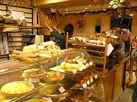 French Bakery Visit