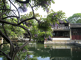 Full Day Suzhou Garden and Zhouzhuang Water Town - Private