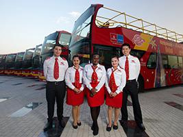 City Sightseeing Hop On - Hop Off Dubai