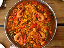 Spanish Tapas Cooking Class