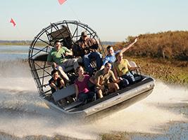 Everglades Safari Tour in German