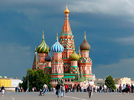 Special discount offer: Moscow City Tour - private