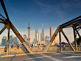 Classic to Modern In-Depth tour of Shanghai