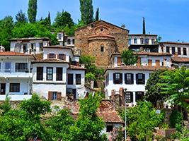 Ephesus, Sirince Village and Selcuk Market - Kusadasi