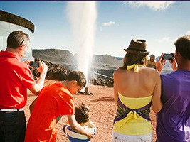 Half Day South Tour with Timanfaya and La Geria - Lanzarote