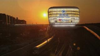 Hilton Garden Inn Frankfurt Airport Frankfurt Am Main, Germany Hotels & Resorts