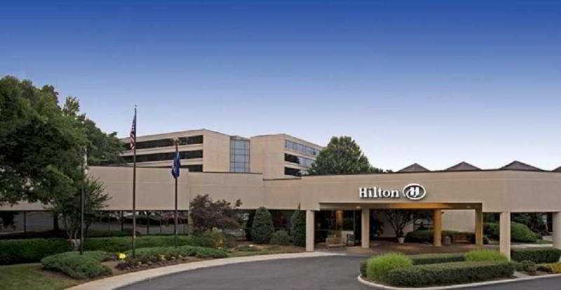 Hilton Durham near Duke University