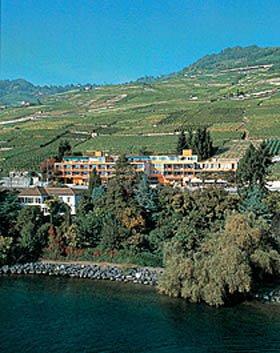 Comfort Intereurope in Lausanne, Switzerland