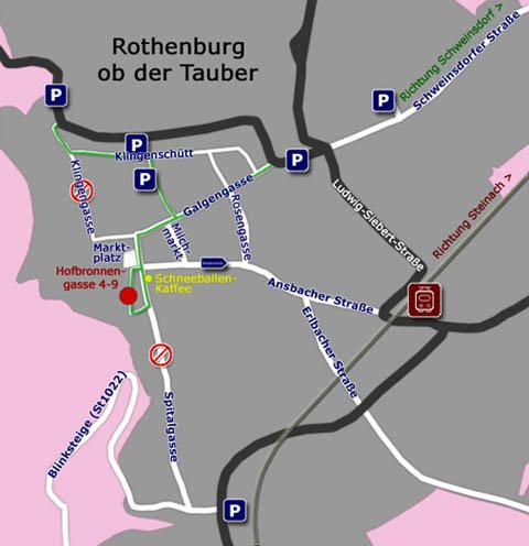 Hotel Baeren Rothenburg Ob Der Tauber, Germany Hotels & Resorts