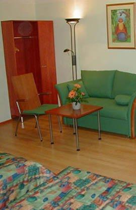 Lapinportti Hotel Room