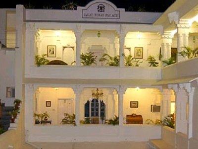 Jagat Niwas Palace in Udaipur, India