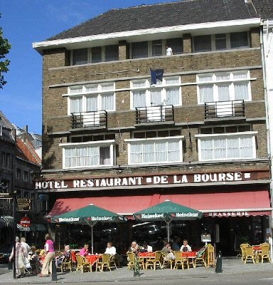 De La Bourse - hotel Maastricht